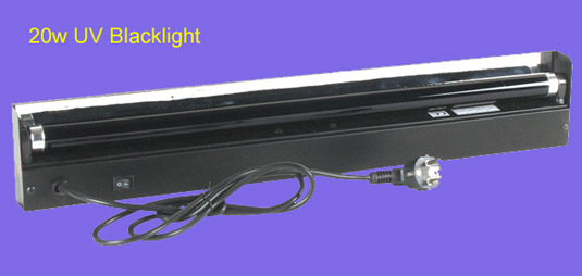20w UV Blacklight lamp