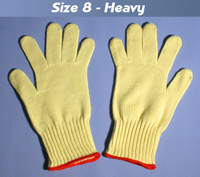 kevlar gloves size 8 heavy - Freaks Unlimited juggling equipment